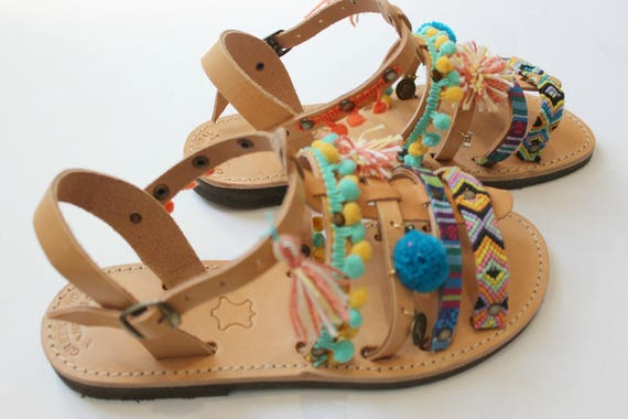 WHOLESALE BOHO SANDALS /10 pairs of Boho Sandals/Womens gladiator/Sandals