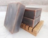 Homemade Soap - vegan - college student gift - Dragon's Blood - vegan soap - gift for him - gift for her - coconut oil - sale - on sale