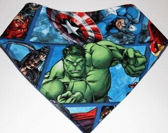 The Hulk Baby Bib