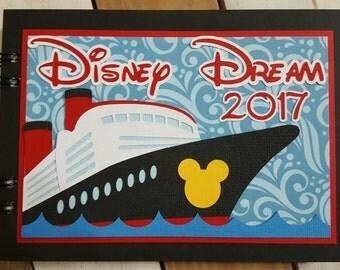 Personalized Disney Cruise Autograph Books
