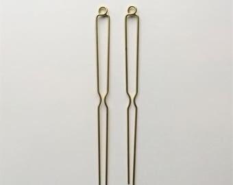 Small Circle Hairpins