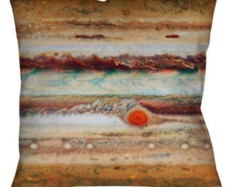 JUPITER Throw Pillow