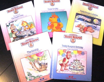 The World of Teddy Ruxpin Book Collection/The Airship/Uncle Grubby/Teddy Ruxpin Lullabies/Uncle Grubby/