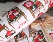 Gift Wrap 6 foot rolls of Christmas Presents paper