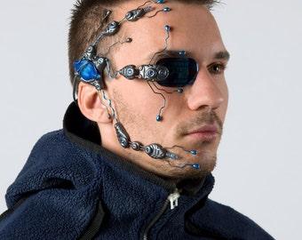 Terminator Blue head system