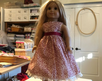 """Evening dress for 18"""" Doll"""