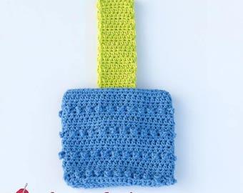 Crazy Berry Mini Purse Crochet Pattern