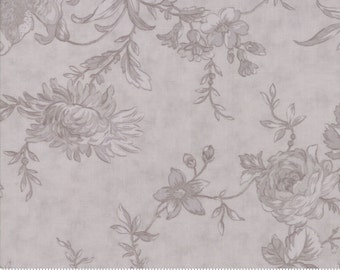 Poetry Collection Prints Tonal Stone 44130 27 by 3 Sisters for moda fabrics
