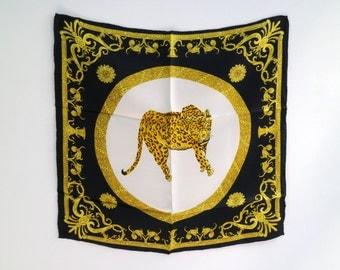 Sale - Leopard Scarf