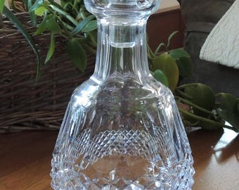 Waterford Colleen Brandy Decanter 12 Inch With Stopper Waterford Crystal