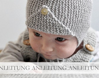NATURKINDER Baby Hat Knitting Pattern