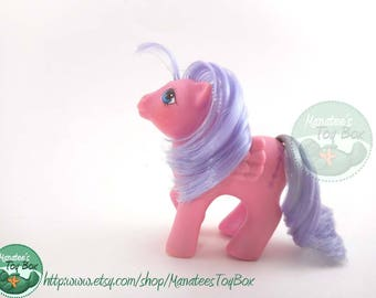 Vintage My Little Pony Baby North Star 1980s Toy by Hasbro