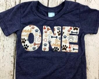 Puppy party, paw print shirt, Dog Birthday Shirt ,Puppy Dog, puppy birthday decor, paw print, birthday shirt, children's birthday shirt