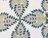 Diba pillow cover in Peacock