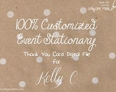 Custom Listing for Kelly C