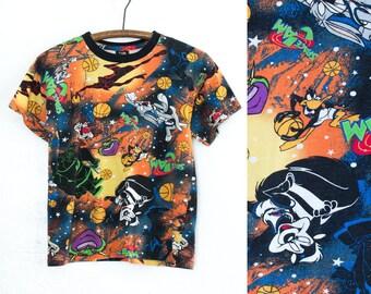 Space Jam tshirt - S
