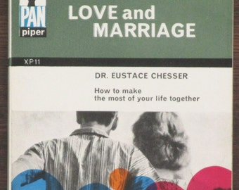 1960s Love and Marriage book