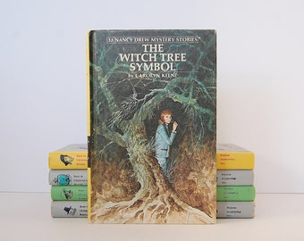 The Witch Tree Symbol Nancy Drew Book by Carolyn Keene Number 33