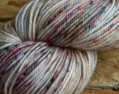 Favorite Flannel - Frolic Sport: 100% Superwash Merino, Sport Weight - Regular February Yarn Club - Dyed to Order