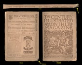 The Century Illustrated Monthly Magazine, April 1884. Sidney Lanier, The White House, John Wilkes Booth, Exile of Dante, Poetry & Stories