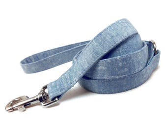 Terra Blue Dog Leash