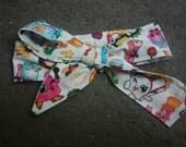Shopkins Fabric Headband