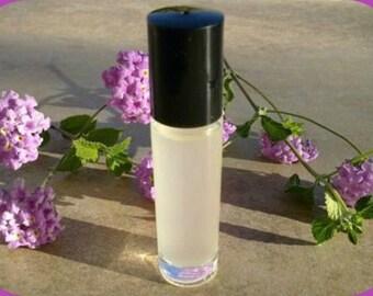 Honey Vanilla - Fragrance Roll-On Oil - 10 ml Bottle