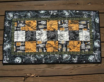 Gothic Table Runner Etsy