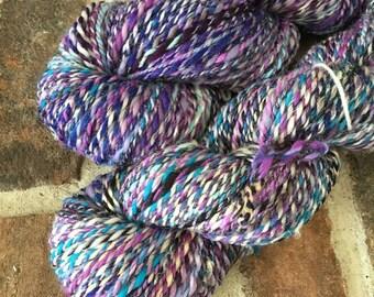 Lavender Fields - Handspun
