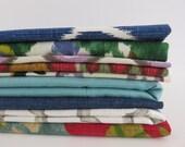 Fabric Swatch, Ikat Fabric, Suzani Swatch, Suzani Fabric, Cotton Fabric, Home Decor Pillows