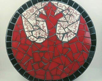 Star Wars Rebel Alliance insignia mosaic wall hanging plaque