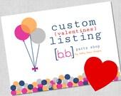 Custom Listing for Lauren