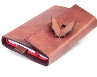 Leather Diary, Journal
