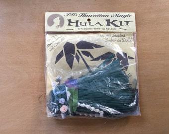 vintage doll hawaiian hula kit