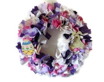 Easter Door Wreath, Easter Door Hanger, Easter Door Decor, Easter Wreath, Spring Door Wreath, Easter Wall Hanging, Easter Decor, Spring Art