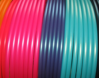 Coloured Polypro Hula Hoop Reifen