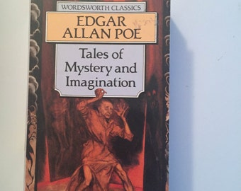 Classics Library: Tales of Mystery and Imagination by Edgar Allan Poe (1997, Paperback)