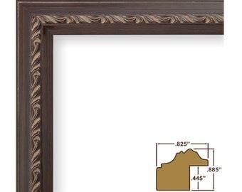 craig frames 13x19 inch dark cherry picture frame whittemore 875 wide 64191319
