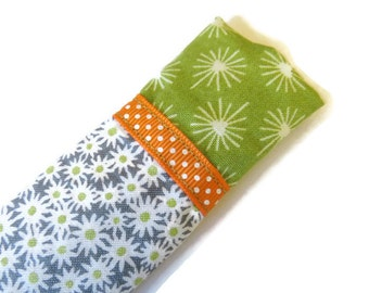 Protective Sleeve For Emery Board - Nail File Case - Emery Board Cover - Fabric Emery Board Case - Fabric Nail File Cover