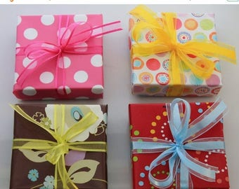 30% OFF SALE Add Gift Wrapping & Card