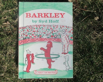 Vintage 1975 Barkley Childs Book Syd Hoff