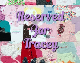 Memory Quilt ~ Reserved for Tracey