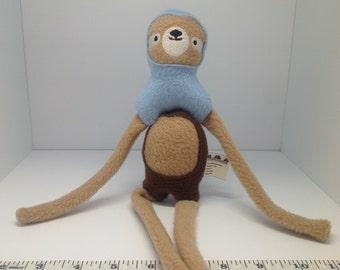 Bobbi the Slim Sloth Plush