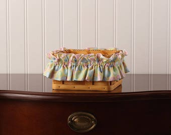 Easter Basket Garter, Small Basket Garter, Basket Accessories, Easter Decor