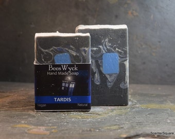 TARDIS Scent Hand Made Soap