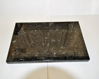 Emerald Green Granite Cutting Board -  Cold-stone - Cheeseboard - Serving Tray