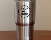 Personalized Rtic Tumbler