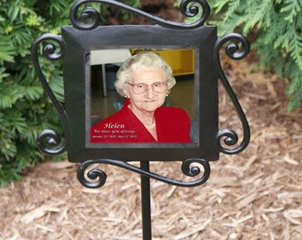 Customized Grave Marker