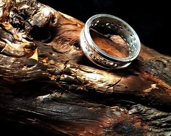 Sterling Silver Ring 925, handmade