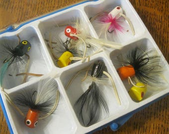 8 Fly Fishing Poppers , Fly Fishing Poppers , Fly Fishing Lures